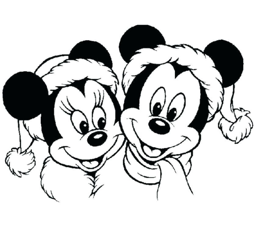 846x768 Top Rated Mickey And Minnie Coloring Pages Pictures Mickey Mouse