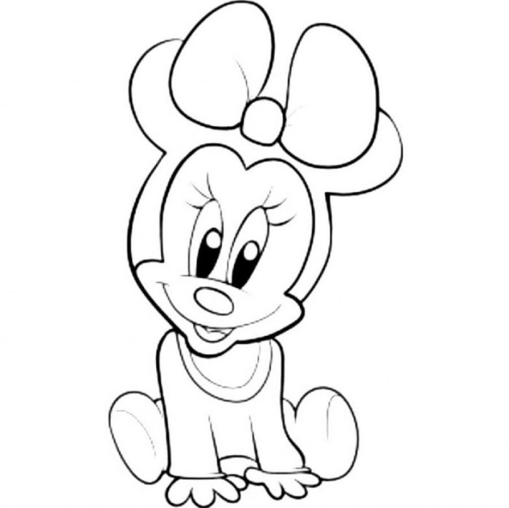 1024x1022 Disney Cartoon Characters To Draw How To Draw Cartoon Mickey
