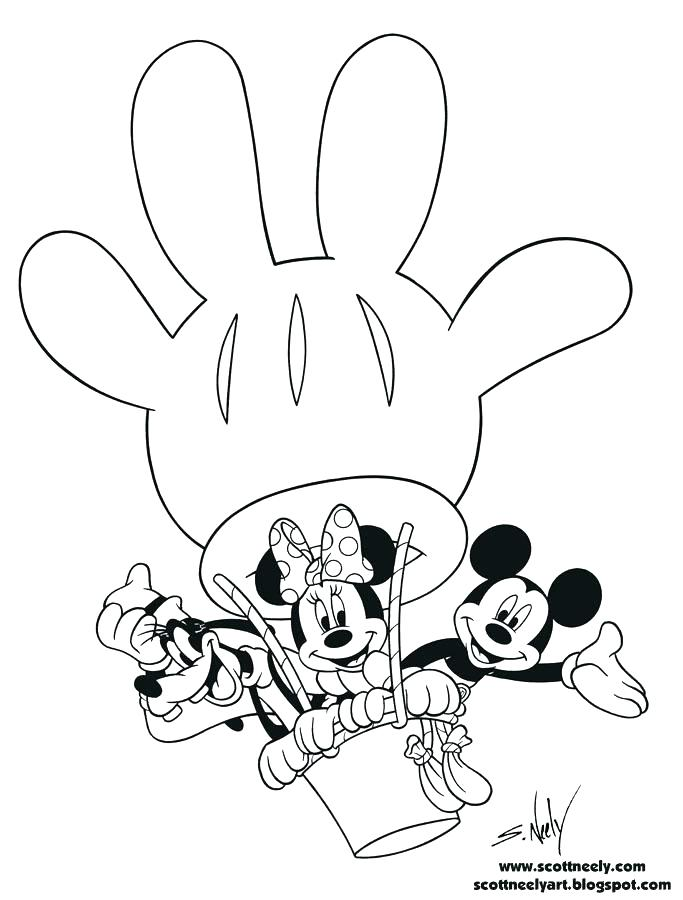 683x900 Mickey And Friends Coloring Pages Mickey Mouse And Friends