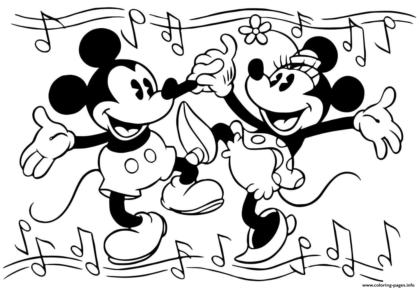 1448x1000 Disney Coloring Pages Free Printable