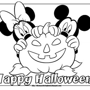 300x300 New Mickey Mouse Coloring In Pages Free