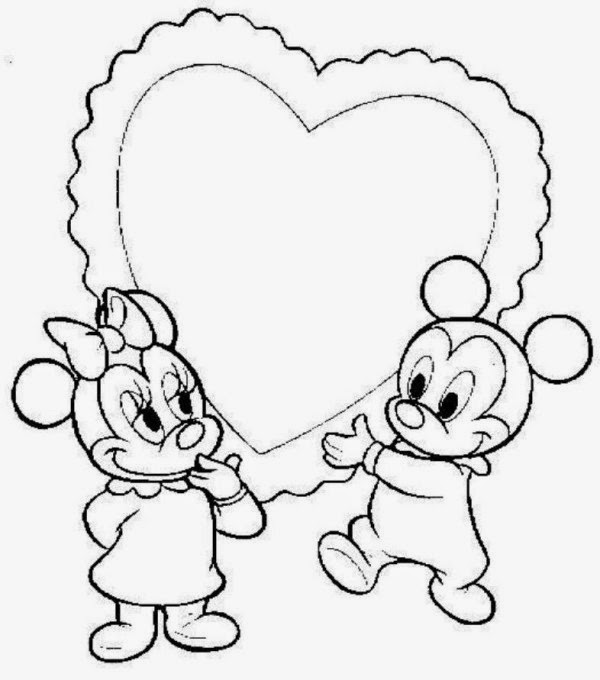 mickey ears coloring pages - photo#20