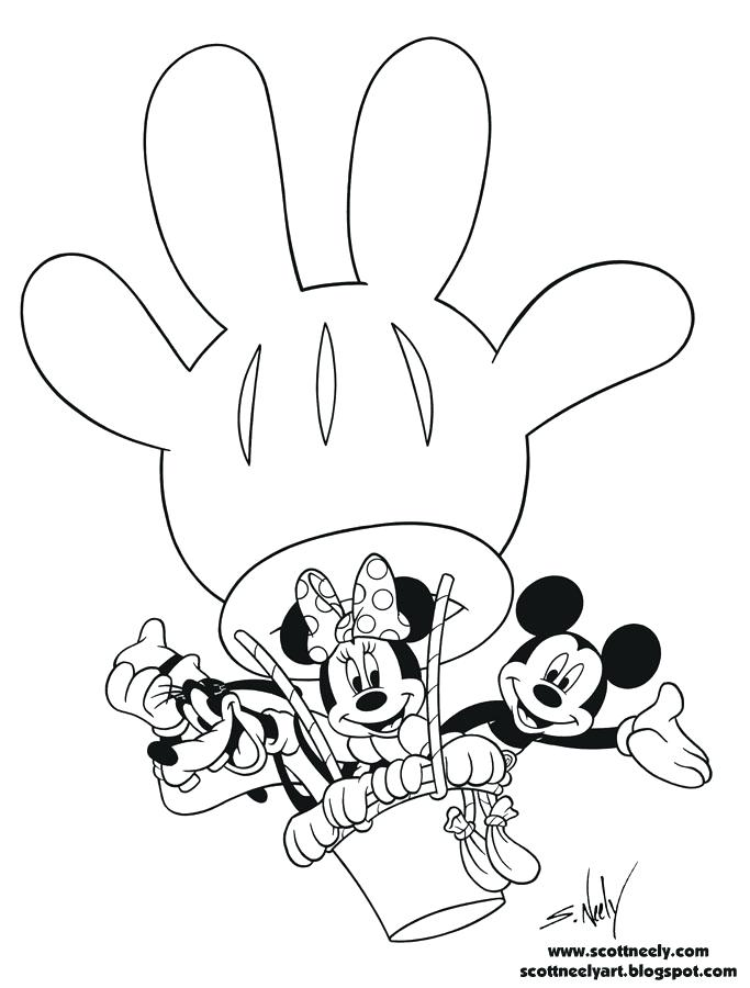 683x900 Great Coloring Pages Of Mickey Mouse Face Contemporary