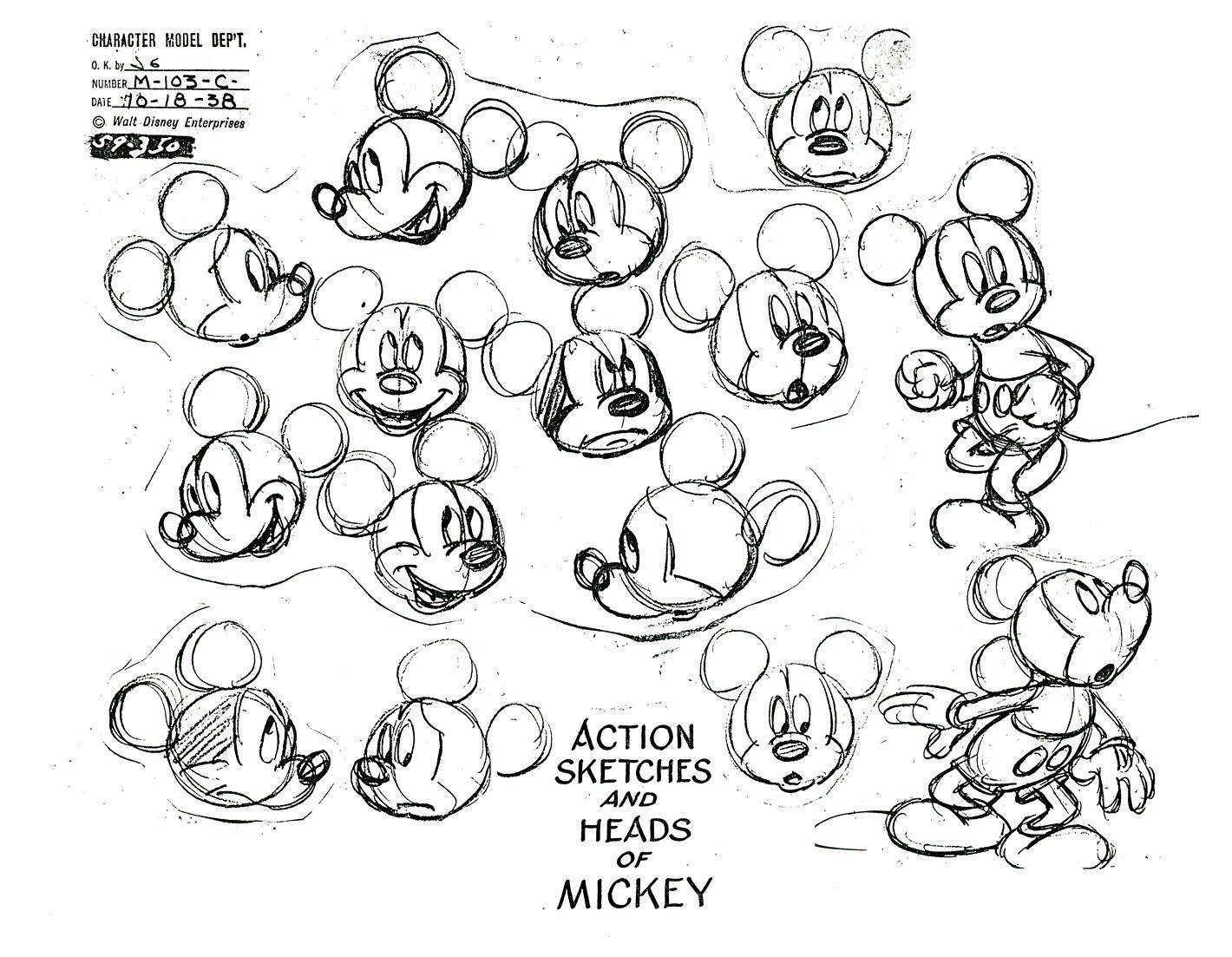 1420x1103 Free Coloring Page Adult Mickey Original Disney