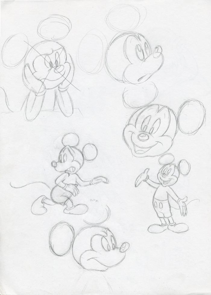 700x977 Disney Characters By Ian And Tavish Stone