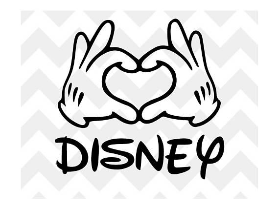 570x428 Mickey Heart Hands Svg Mickey Mouse Disney Svg Disney Svg