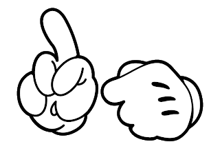 320x222 Mickey Mouse Hands Or Gloves Templates. Is It For Parties Is It