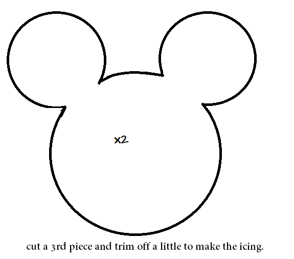 Mickey Mouse Head Drawing at GetDrawings.com | Free for personal use ...