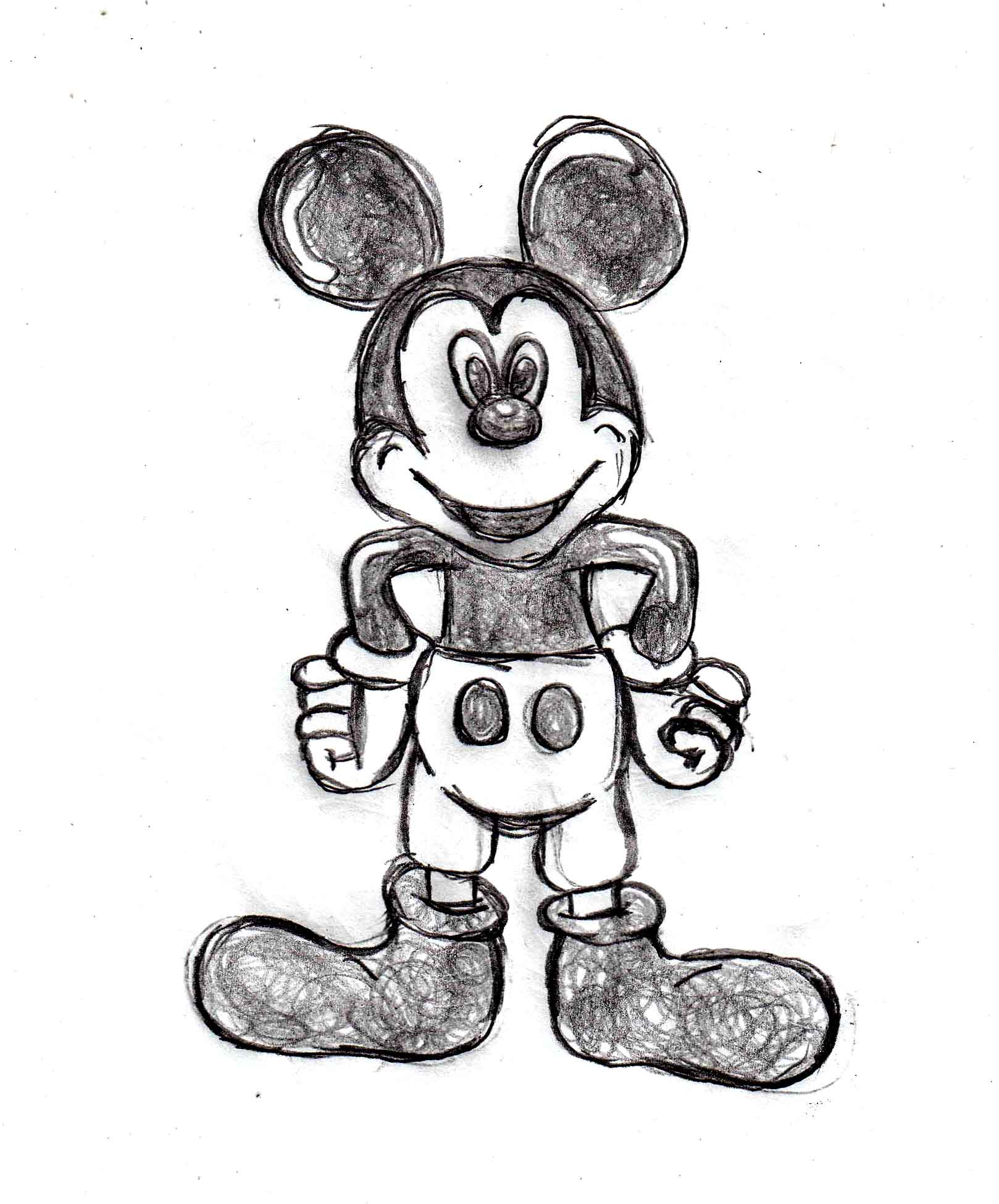 1618x1949 Walt Disney's Classic Cartoons Children
