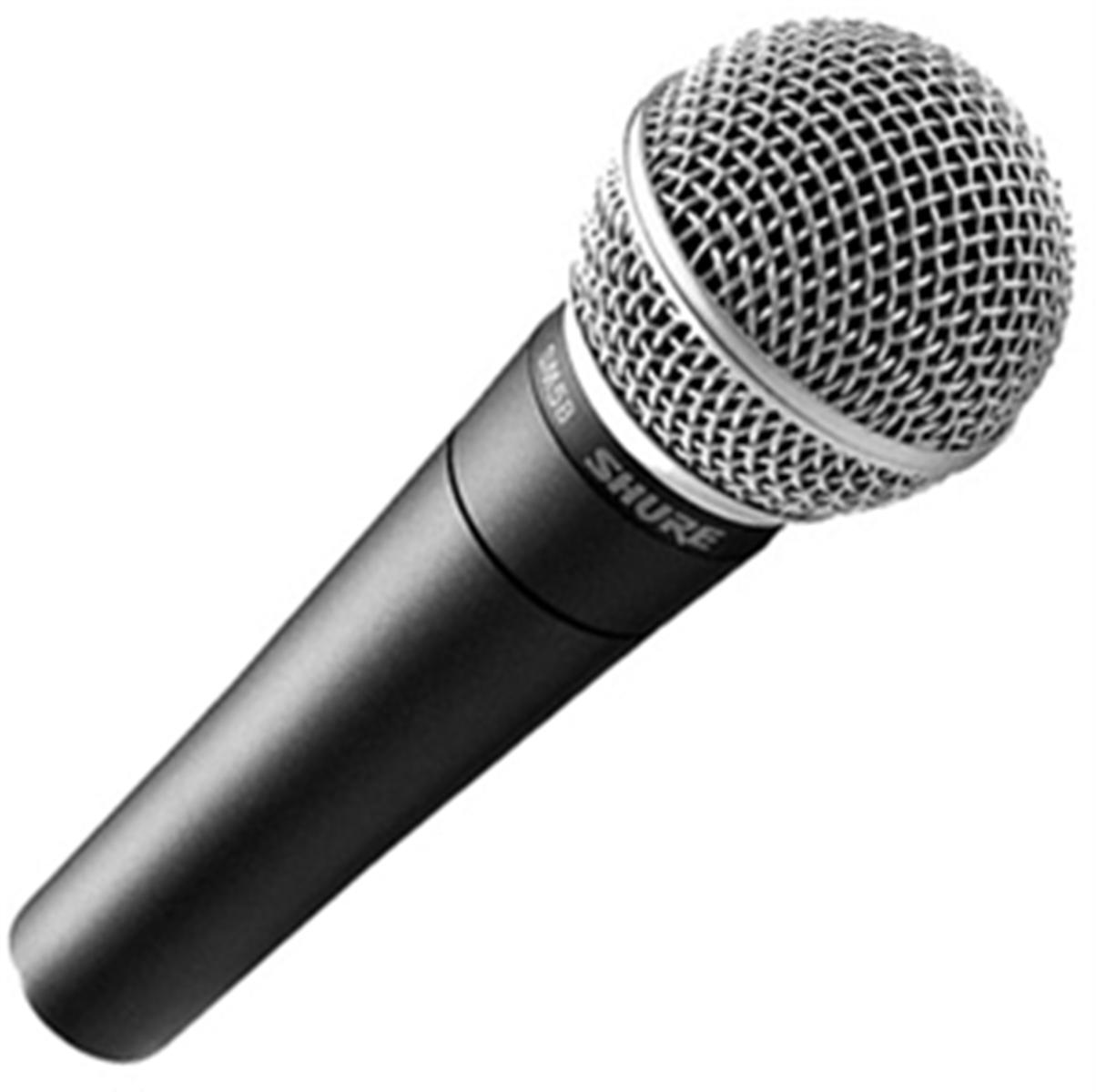 1204x1200 Shure Sm58 Microphone Hire