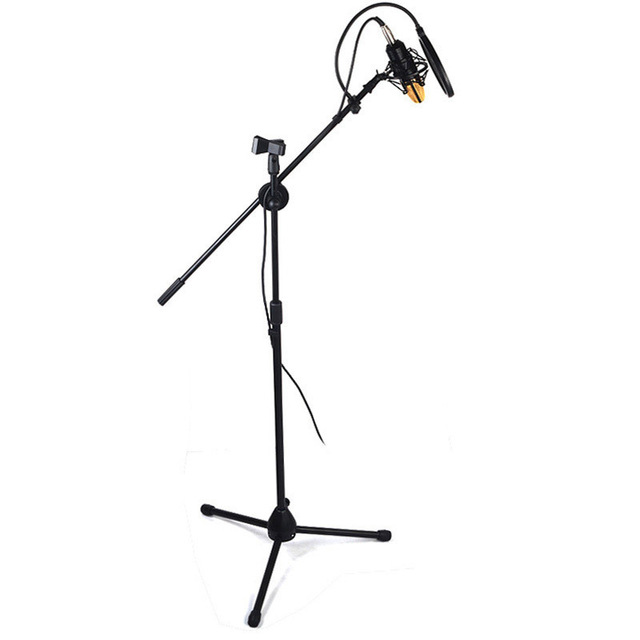 640x640 Floor Stand Microphone Stand Floor Microphone Stand Microphone