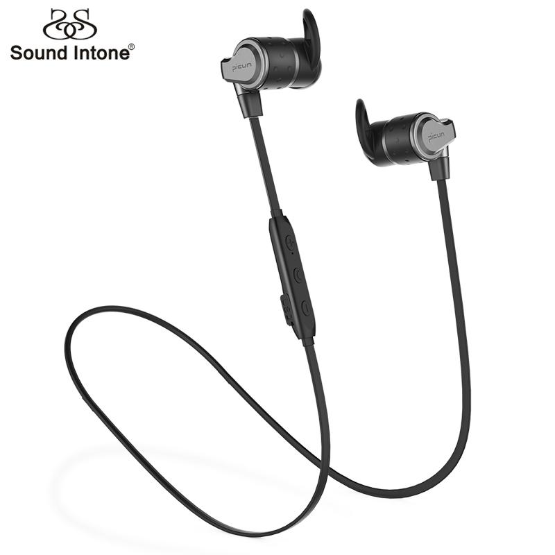 800x800 Sound Intone H16 Bluetooth Earphone With Mic. Fast Selections