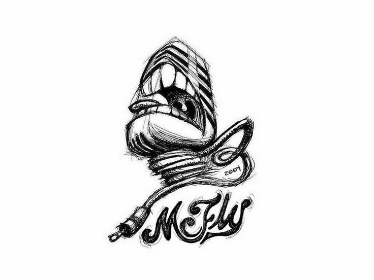 Line Art Tattoo : Flower butterfly tattoo on leg gabi tomescu extreme