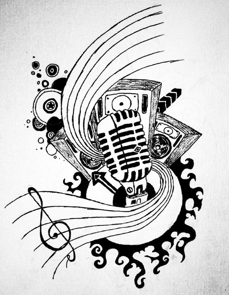 736x950 24 Best Tattoos Images On Music Tattoos, Music Tattoo