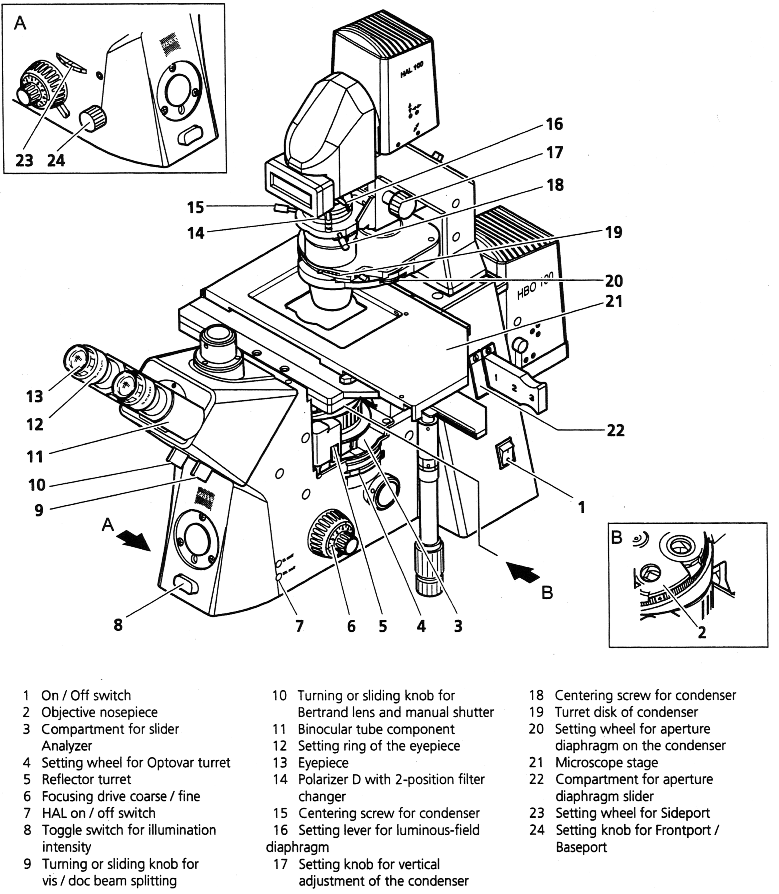 Microscope drawing and label at getdrawings free for personal 779x894 bmc ccuart Images