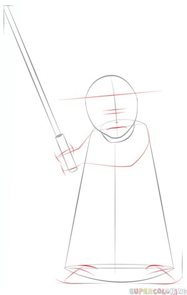 364x575 The Best How To Draw Yoda Ideas On Yoda Drawing