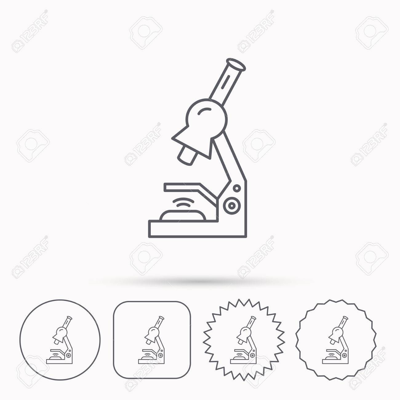 microscope drawing template at getdrawings com