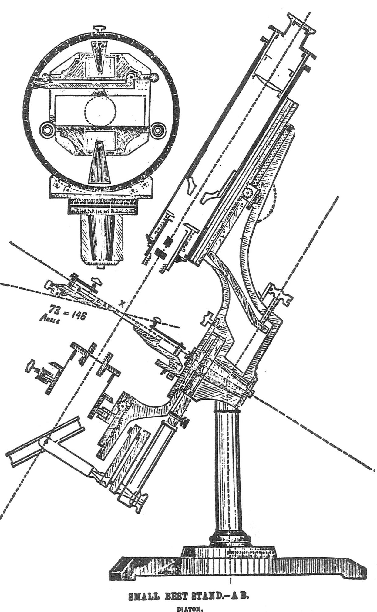 1243x2016 Evolution Of Walter Bulloch Microscopes'