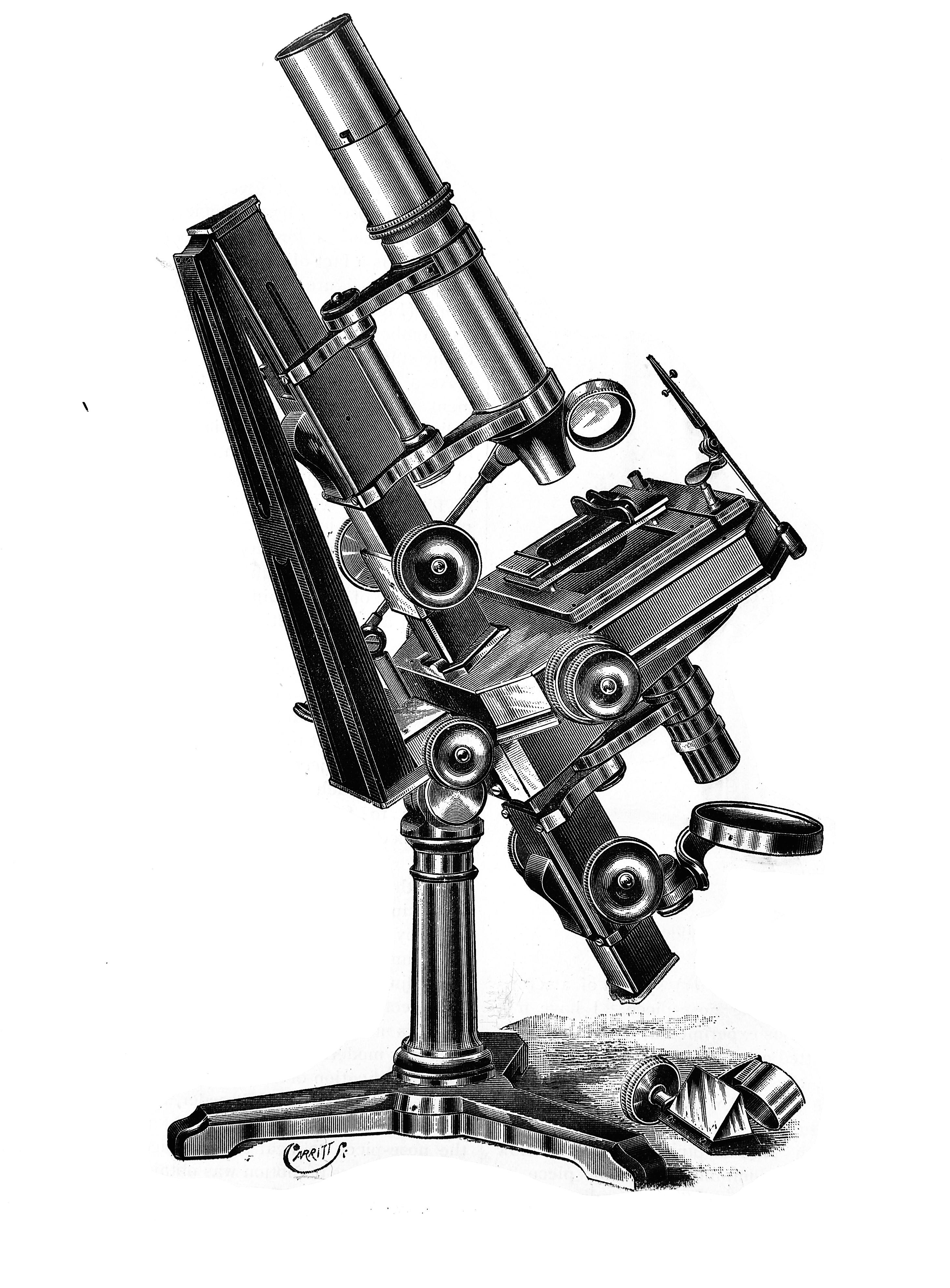 2916x3954 Filehugh Powell's Microscope Of 1841. Wellcome M0011544.jpg