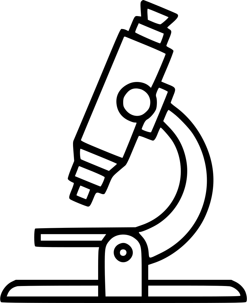 798x980 Microscope Svg Png Icon Free Download ( 546953)