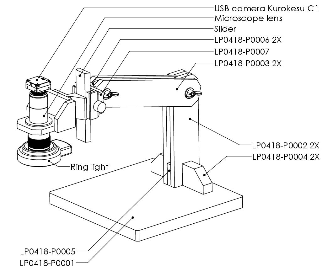1045x883 Diy Pcb Inspection Microscope