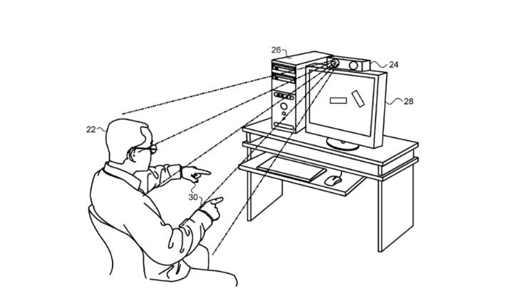 741x426 Apple Borrows Microsoft's Kinect For Gesture Based Mac Navigation