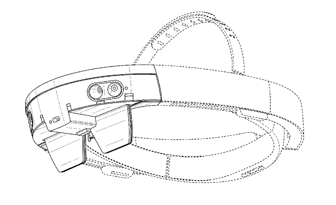 1110x680 Microsoft Wins Design Patents For The Hololens