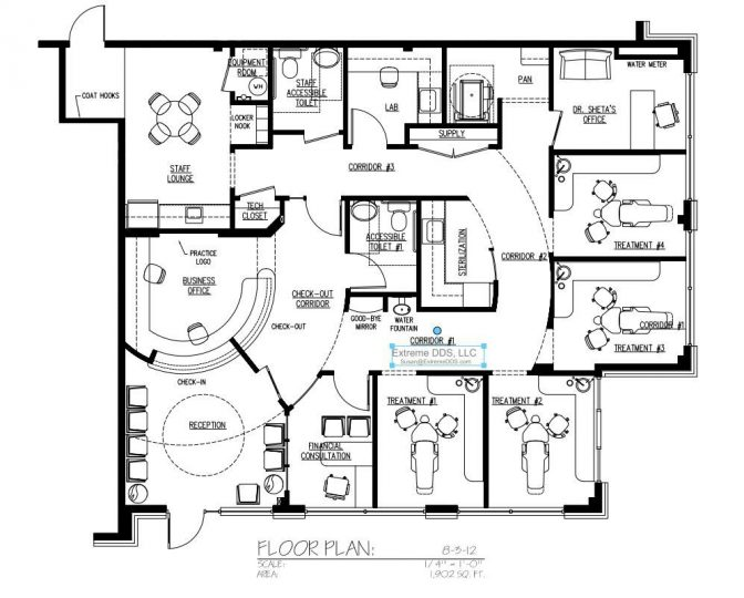 672x540 Home Office Layout Design Ideas Plans Dwg Elegant For A Beautiful