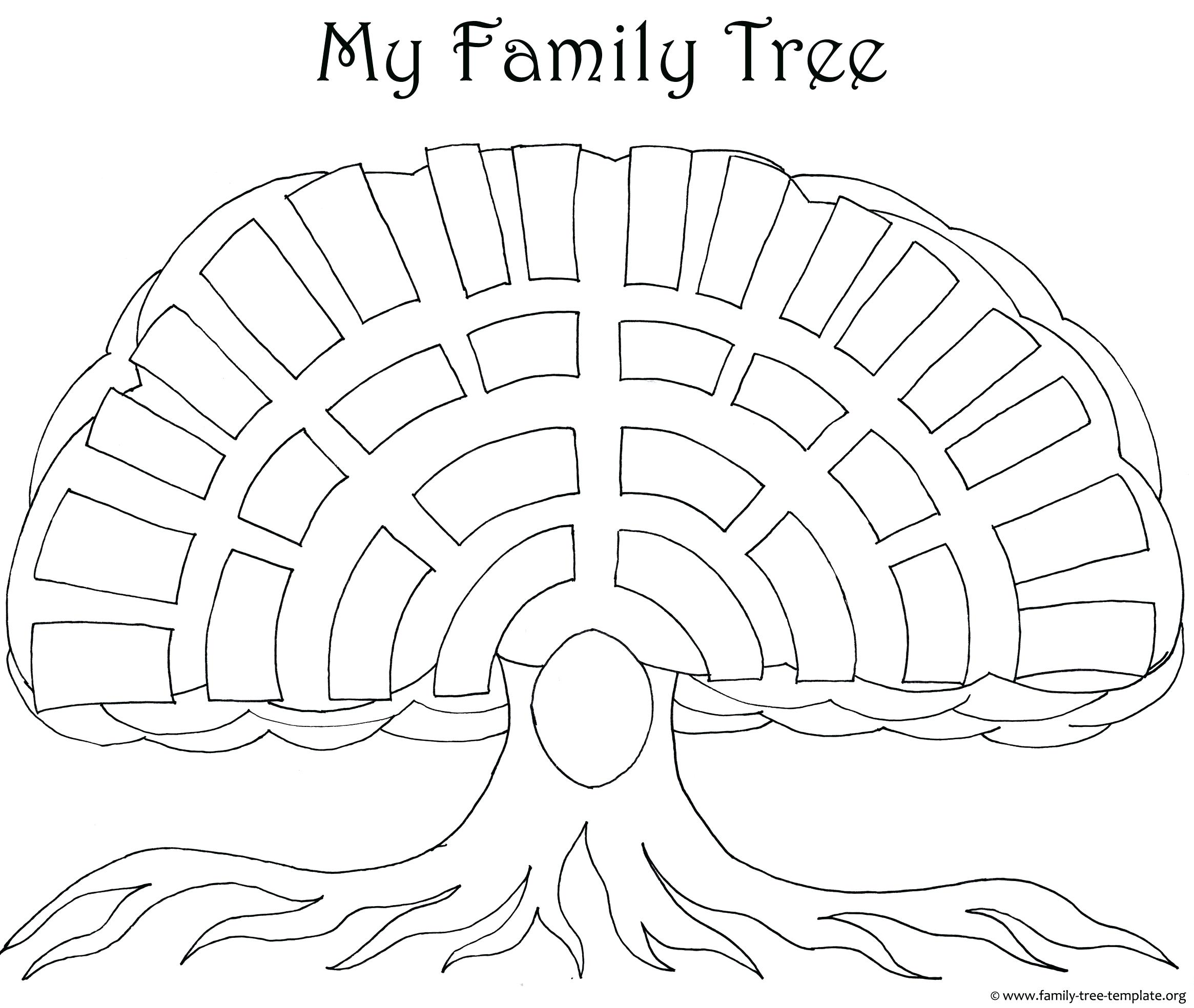 2330x1969 template template for family tree word