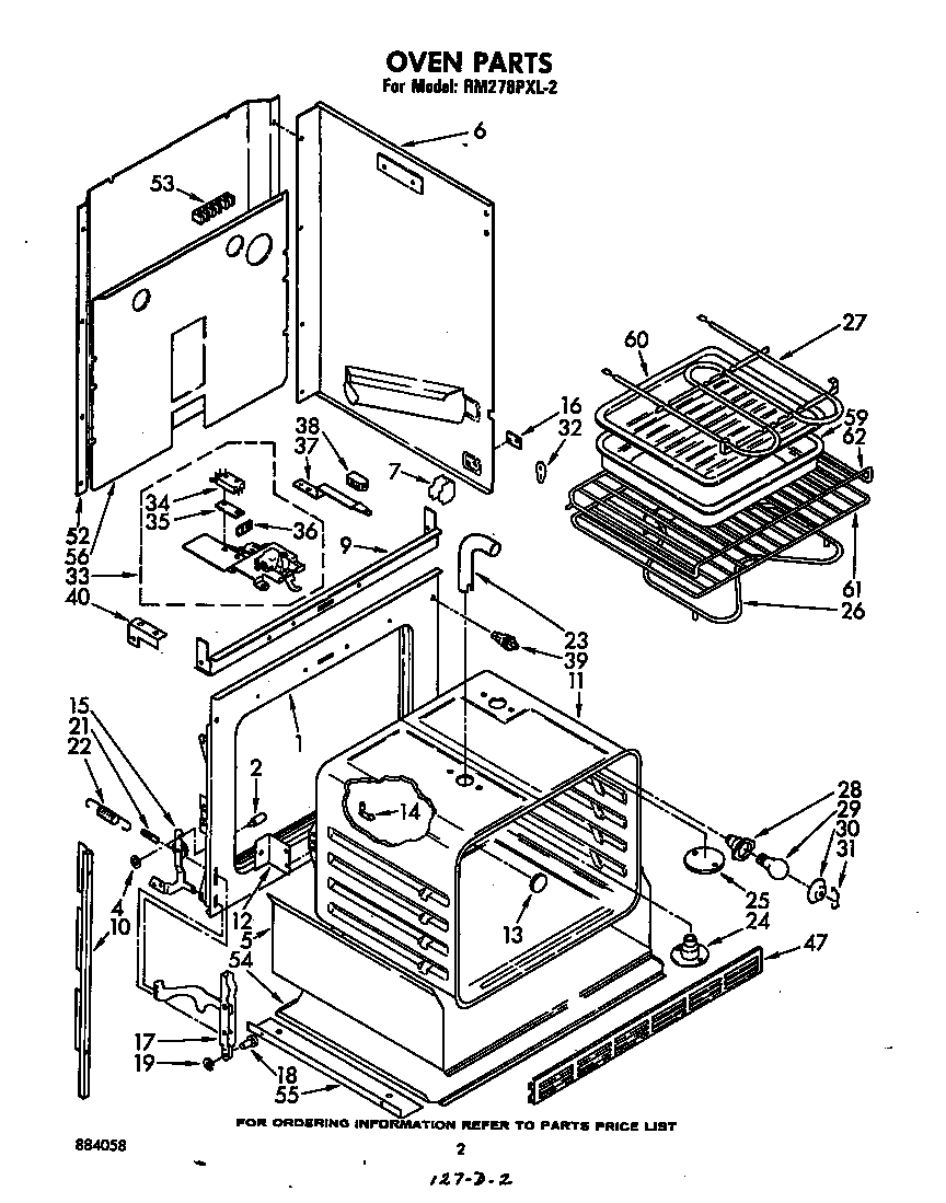 Microwave Oven Drawing At Free For Personal Use Wiring Schematic 864x1099 Whirlpool Electric Built In With Parts Model