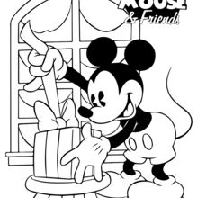 mikey mouse drawing at getdrawings com free for personal use mikey