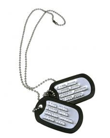 228x285 Army Dog Tags Personalized Dog Tags Army Star
