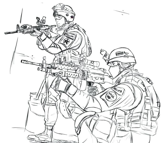 678x600 Military Coloring Page Cartoon Army Drawings Military Coloring