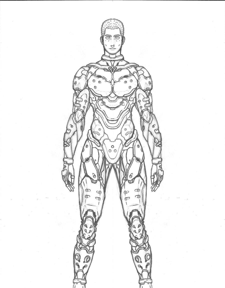 900x1148 Sketchbook Adrian Garcia's !!! Futuristic Military Concepts