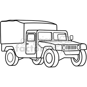 300x300 Military Cars Drawing Cool Military Drawings