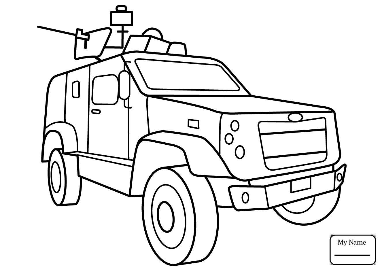 Military Vehicles Drawing at GetDrawings.com | Free for personal use ...