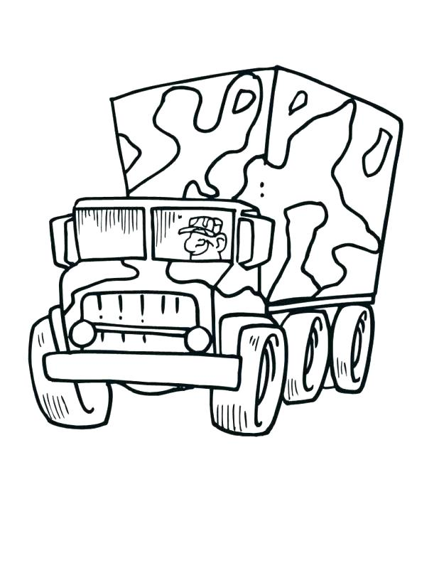 618x799 Army Truck Coloring Pages Army Vehicles Coloring Pages Coloring