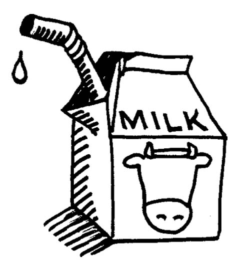Milk Drawing