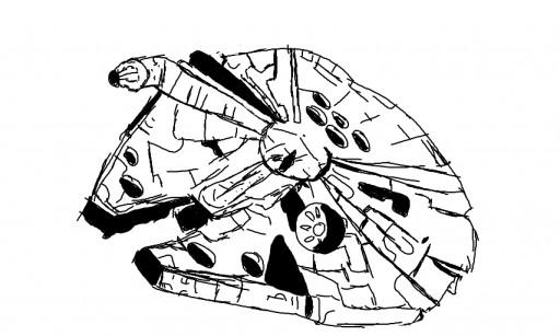 512x307 Millenium Falcon