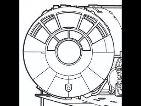 480x360 6 Millennium Falcon Deagostini