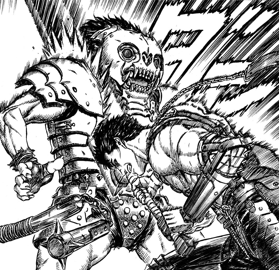 1156x1120 Episode 223 (Manga) Berserk Wiki Fandom Powered By Wikia
