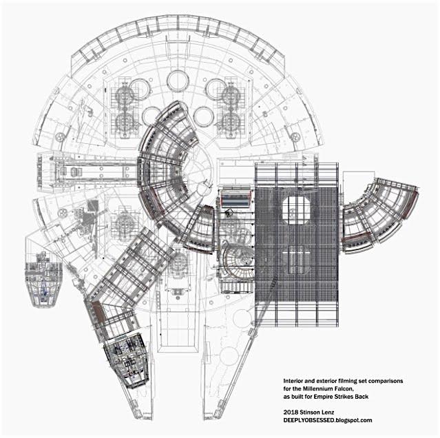 639x636 Millennium Falcon Notes