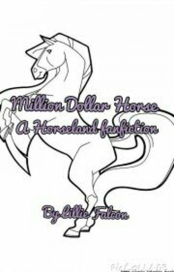 352x550 Million Dollar Horse
