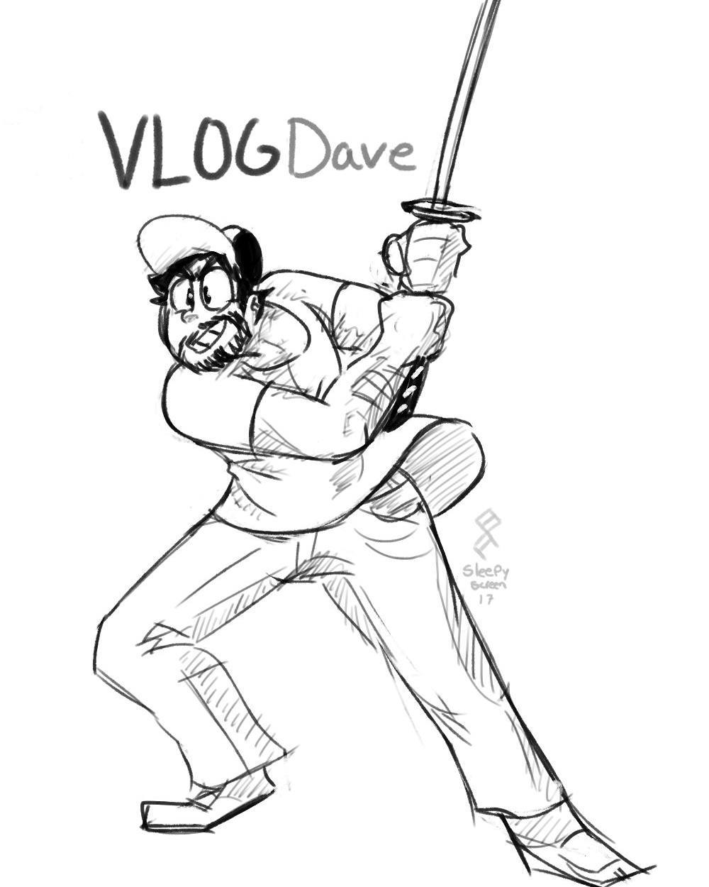 1000x1250 This Is A Little Sketch Drawn By A Viewer Of Mine Vlogdave Videos