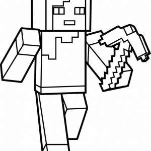 300x300 Minecraft Craft Coloring Pages Best Of Drawing Inspired By