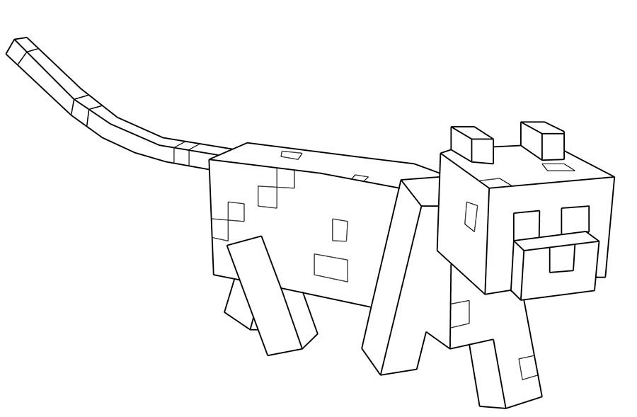 900x589 Minecraft Coloring Pages To Download And Print For Free Minecraft
