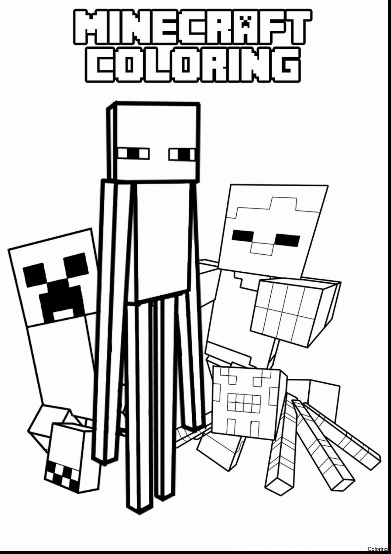 1244x1760 Minecraft Coloring Sheets Halloween Math Christmas Diaiz
