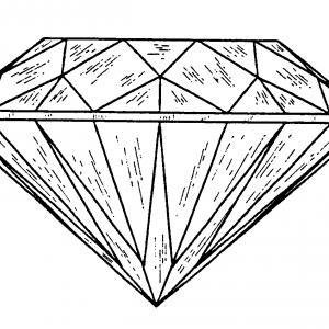 300x300 How To Draw A Minecraft Diamond Jerezwine Jewelry