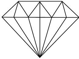 259x194 Image Result For Diamond Drawing Drawings Diamond
