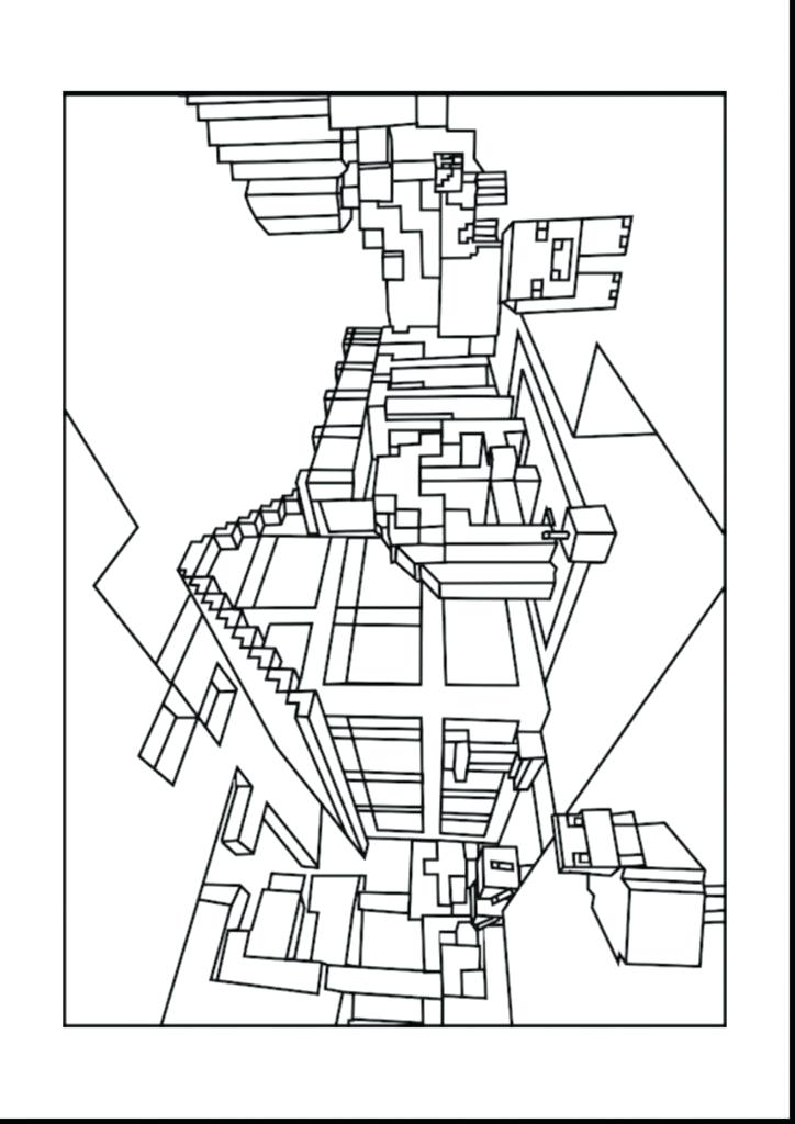 724x1024 Free Printable Minecraft Creeper Coloring Pages Snap Astounding